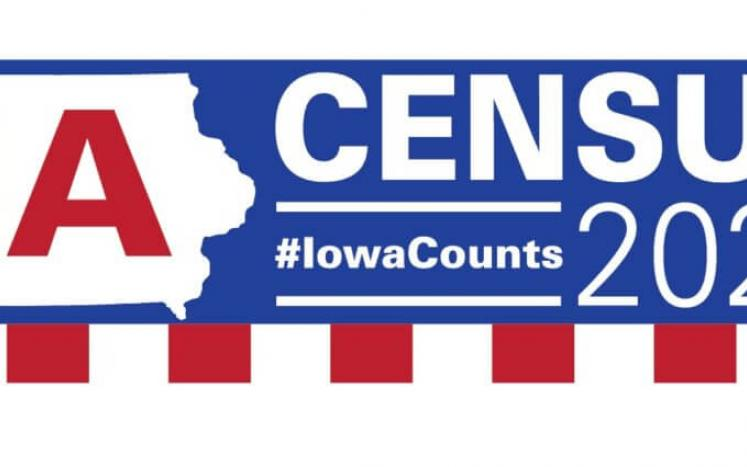 Image showing Iowa Census 2020